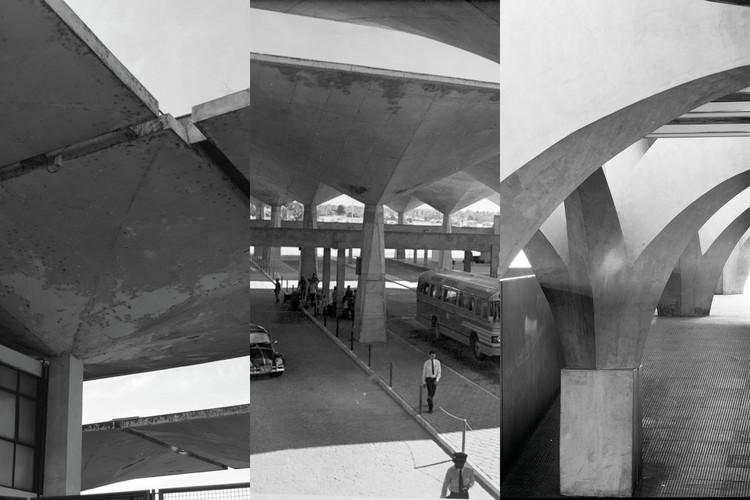 Clássicos da Arquitetura: Três Terminais Modernos