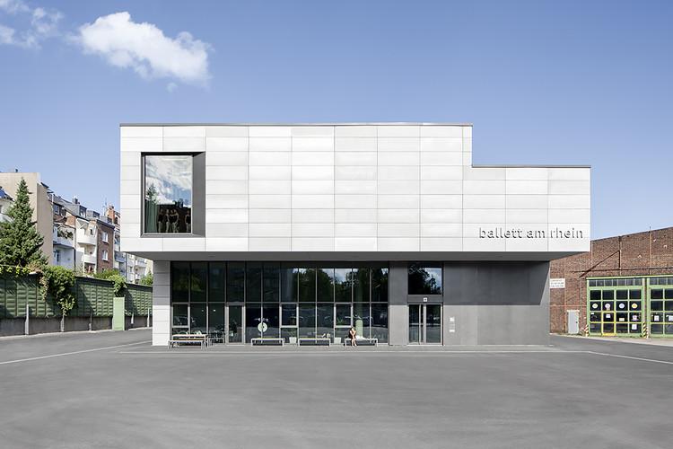 Ballet am Rhein / gmp Architekten, © Marcus Bredt