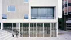 Conservatorio de Nantes / RAUM + L'Escaut Architectures