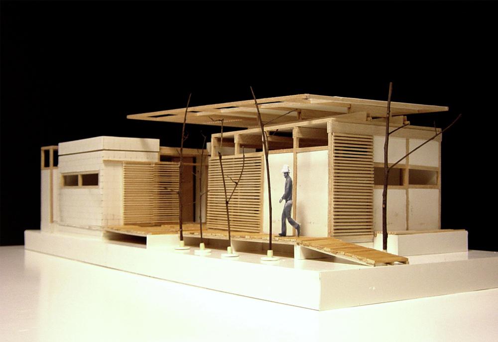 Galería de Arquitectura Social en México: Casa Cubierta de Comunidad ...