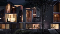 NAAS Springs - FFA Proposal / Hapsitus Architects