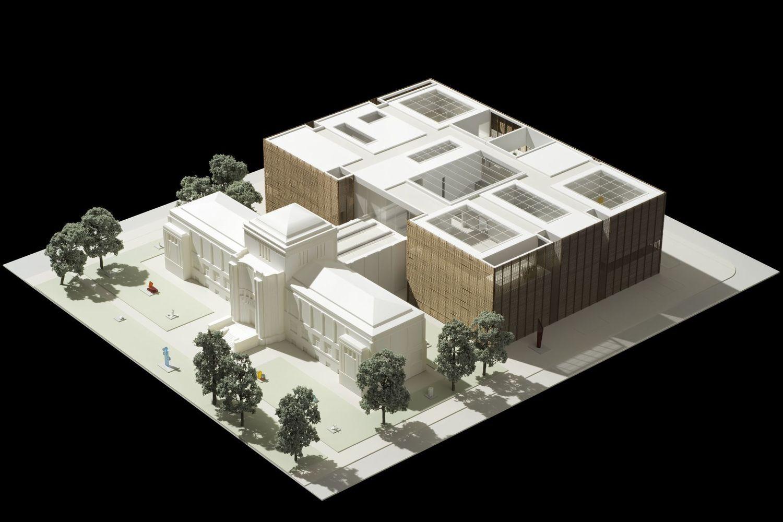 Architekten In Mannheim gallery of kunsthalle mannheim winning gmp architekten 7
