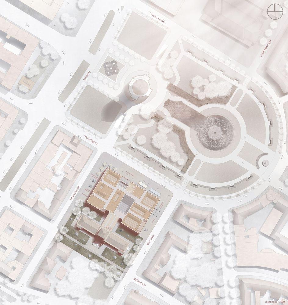 Architekten In Mannheim gallery of kunsthalle mannheim winning gmp architekten 5
