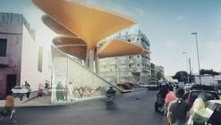 Sustainable Market Square Winning Proposal / TomDavid Architects