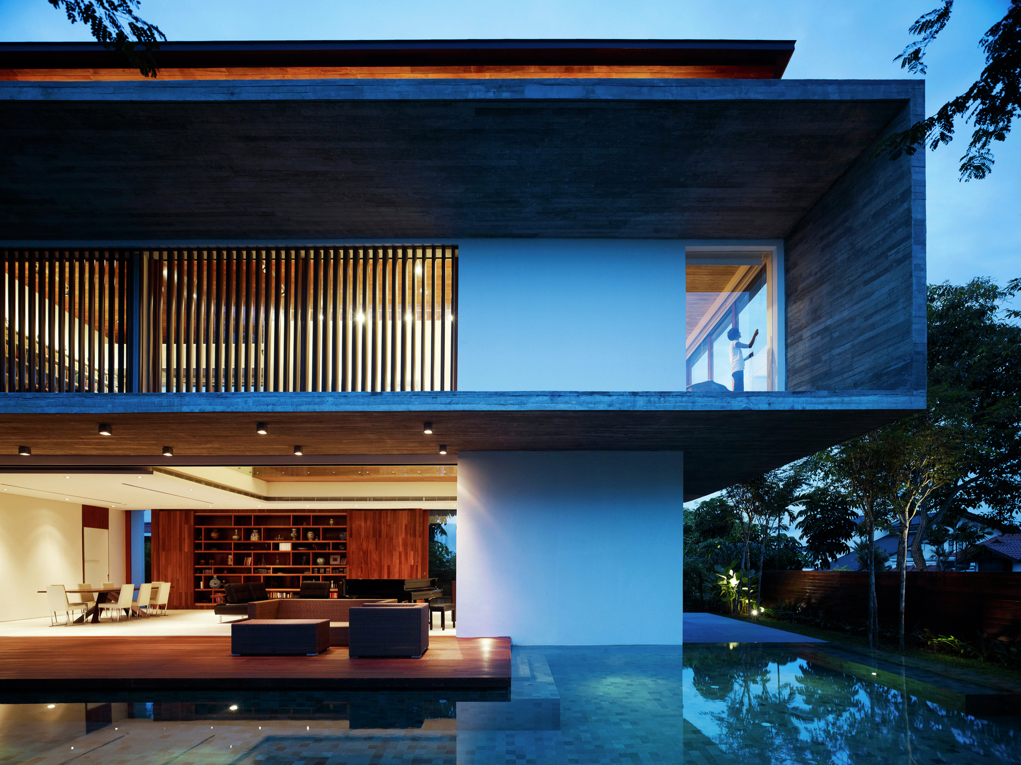 M House Ong Ong Pte Ltd Archdaily
