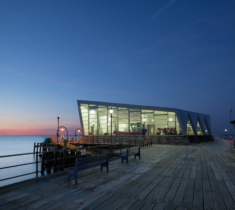 Southend Pier Cultural Centre / White Arkitekter + Sprunt
