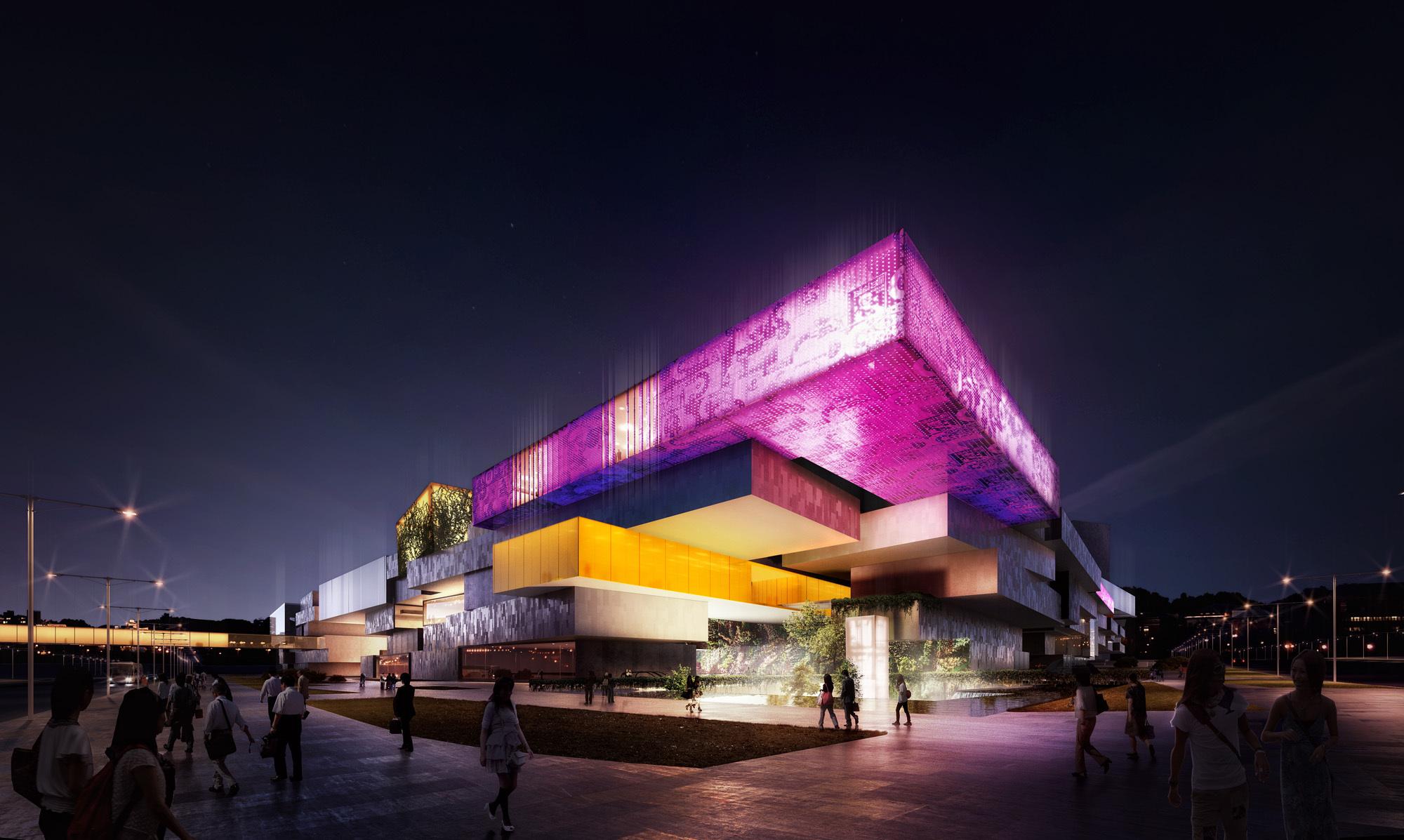 Gallery Of Summer International Shopping Mall 10 Design 3