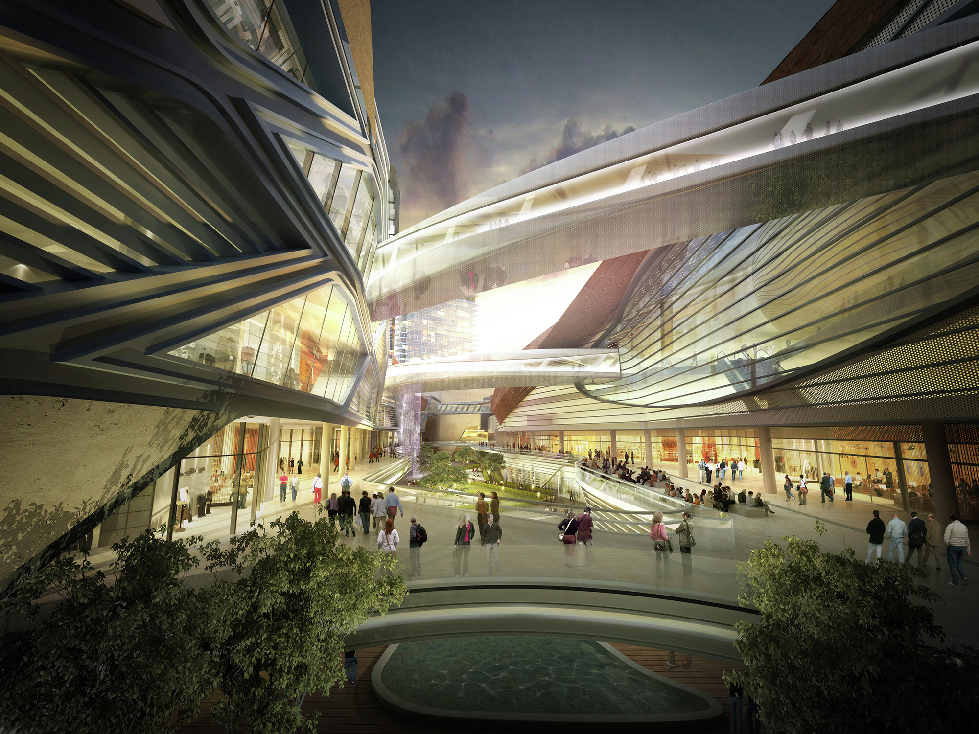 Gallery Of Summer International Shopping Mall 10 Design 7