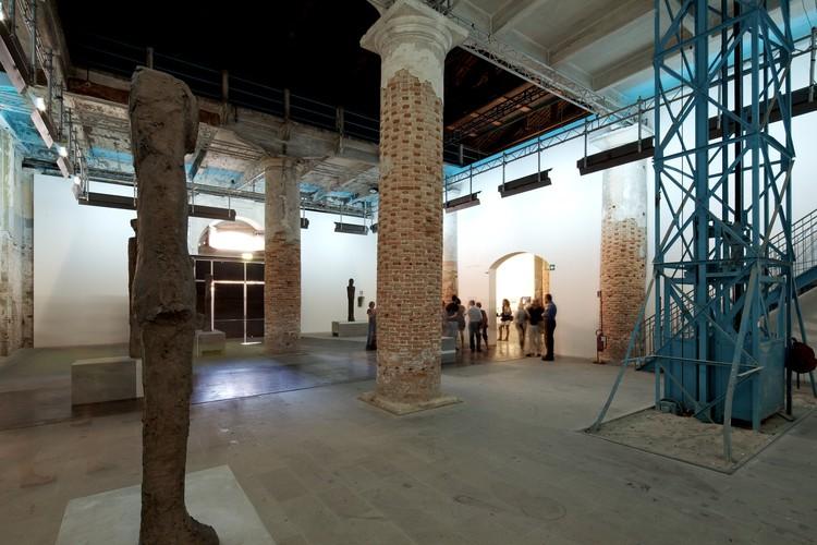 Venice Biennale 2012: Märkli Architekt, © Nico Saieh