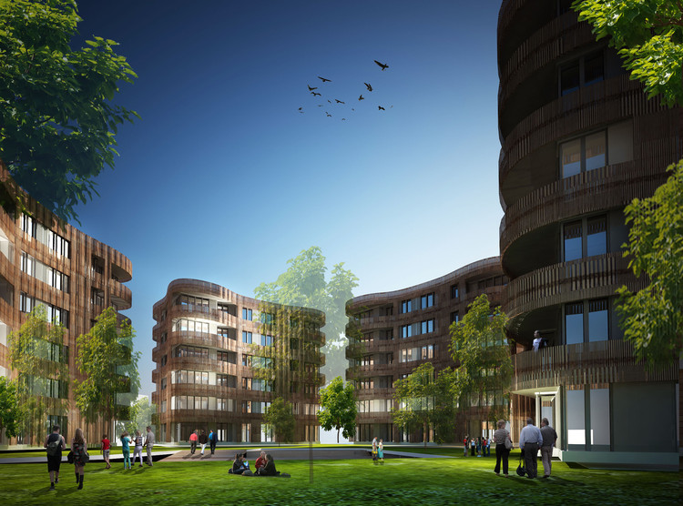 Alemdag Housing Baraka Architects Archdaily