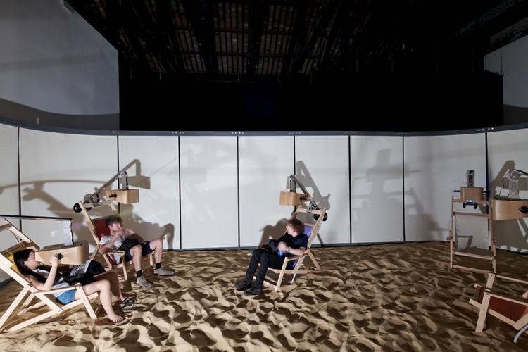 Venice Biennale 2012: Revisit - Customizing Tourism / Cyprus Pavilion, © Nico Saieh