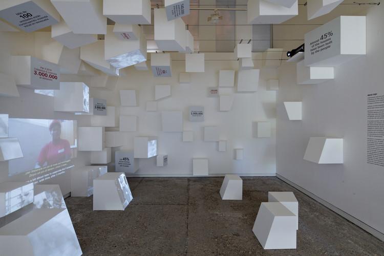Venice Biennale 2012: Venezuela Pavilion, © Nico Saieh