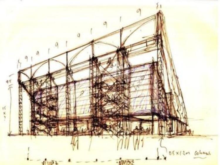 "Exhibition: ""Design Stories - The Architecture behind 2012"""