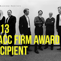 AIACC NAMES DREYFUSS & BLACKFORD ARCHITECTS AS 2013 FIRM AWARD RECIPIENT