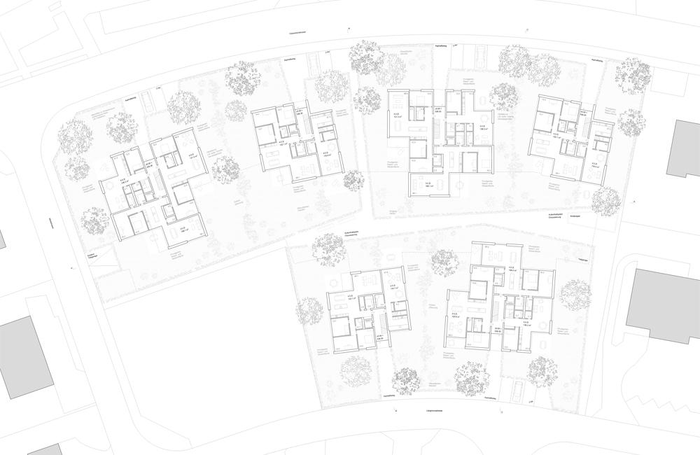 housing development site plans