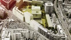Badel Block Winning Proposal / Pablo Pita Architects