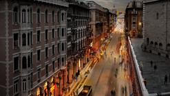 """""""Living the City in the City"""" / Paolo Brescia and Tommaso Principi + Margherita Del Grosso + Openfabric"""