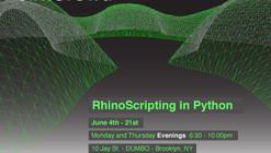 PointCrowd: RhinoScripting in Python