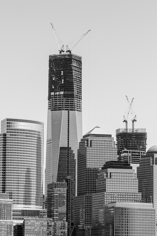 One World Trade Center Dominates The Nyc Skyline Archdaily
