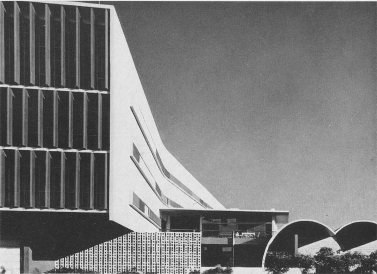 The Neutra Embassy Building in Karachi, Pakistan: A Petition