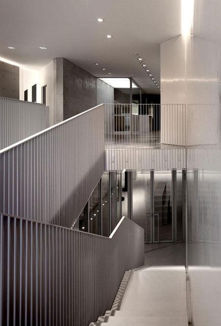 Tadao Ando Architecture Exhibition Archdaily
