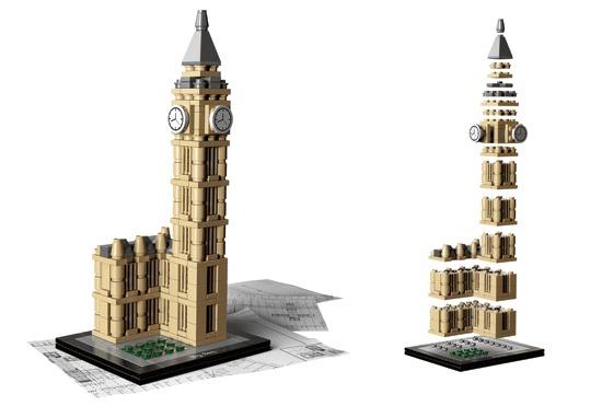 LEGO 21013 Architecture  Big Ben