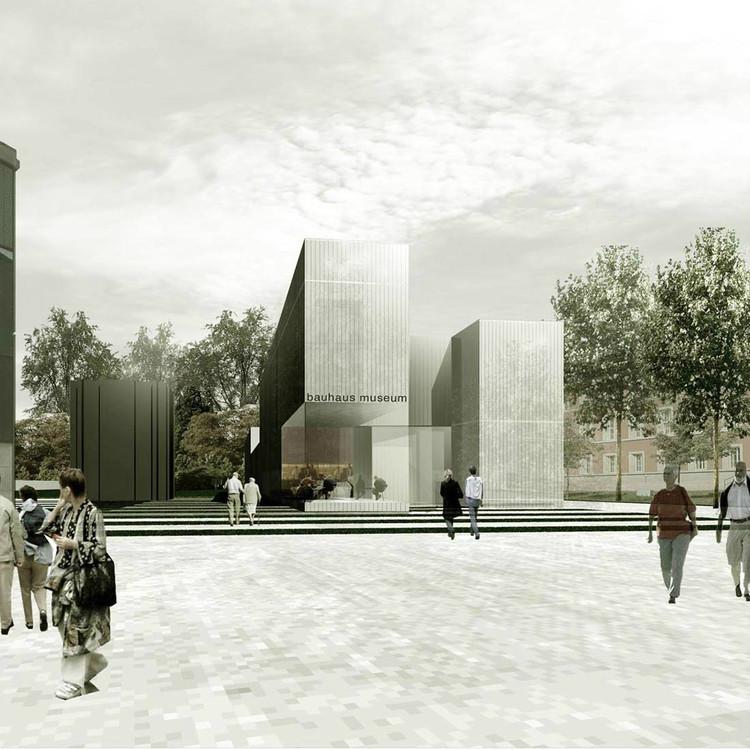 Architekten Bauhaus bauhaus museum architekten hrk archdaily