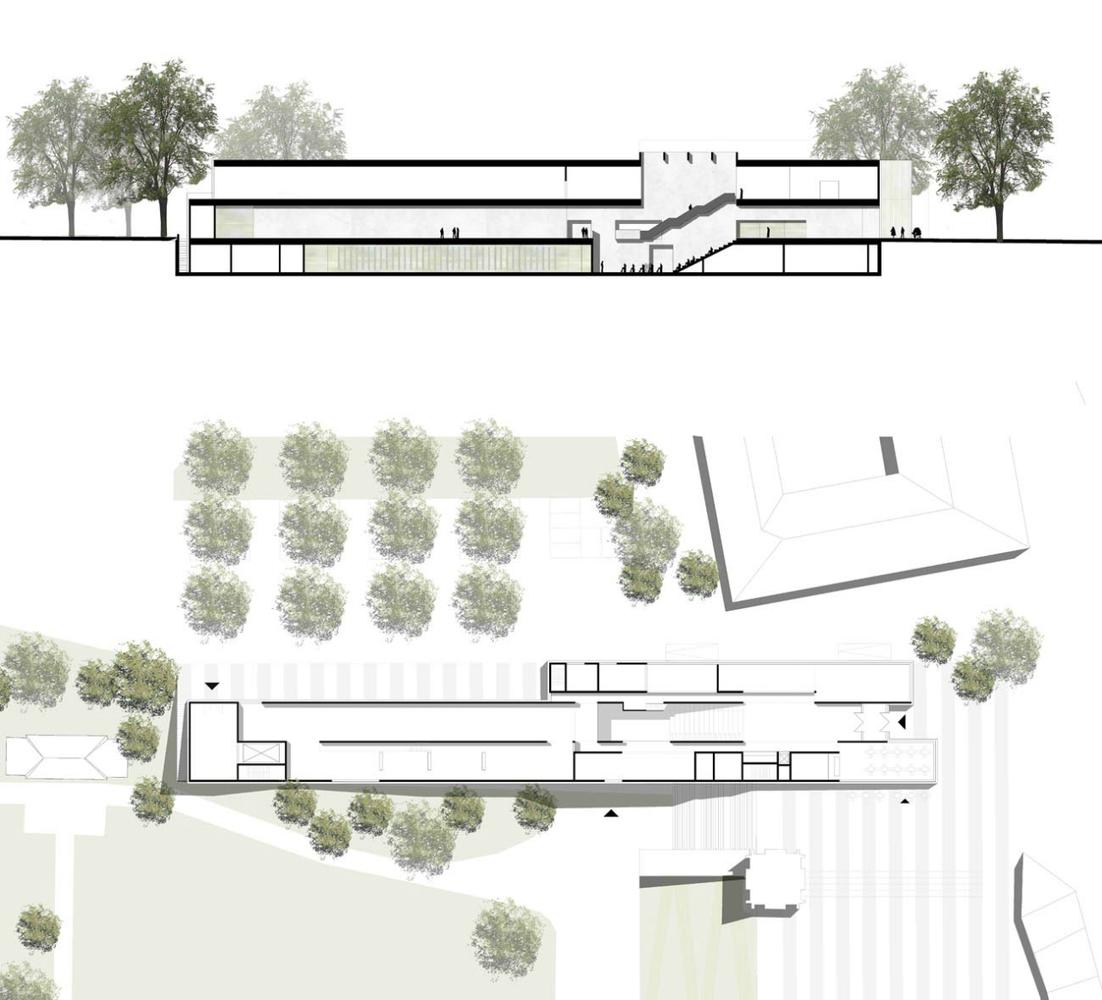 Architekten Bauhaus gallery of bauhaus museum architekten hrk 3