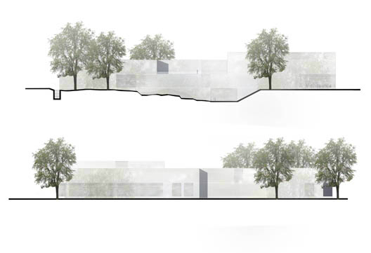 Architekten Bauhaus gallery of bauhaus museum architekten hrk 1