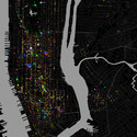 WE ARE HERE NOW / SPATIAL INFORMATION DESIGN LAB / COLUMBIA UNIVERSITY