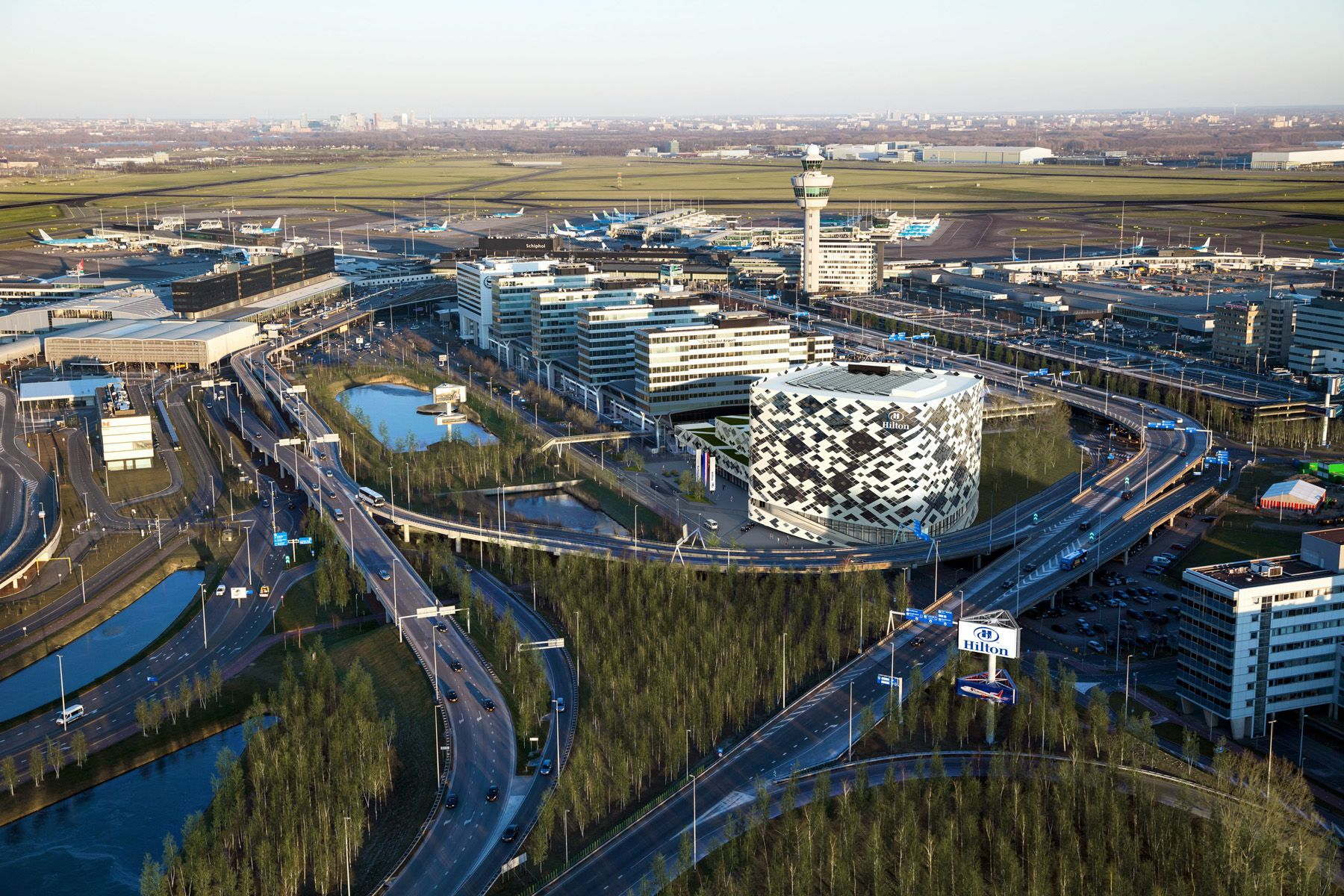 Airport Hotel Schiphol Amsterdam