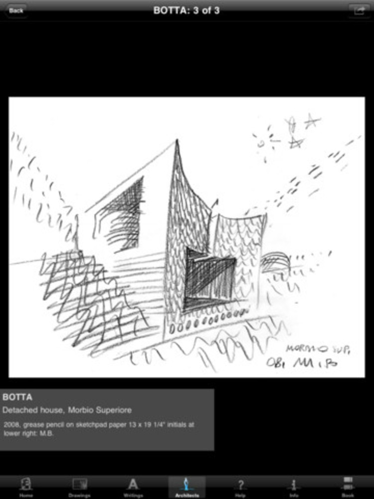 Architecture Drawing Ipad ipad | tag | archdaily