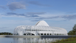 "Santiago Calatrava's Florida Polytechnic Building Named ""Project of the Year"""