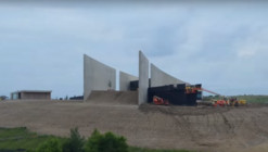 Watch the Construction of the Flight 93 National Memorial in this Time-Lapse
