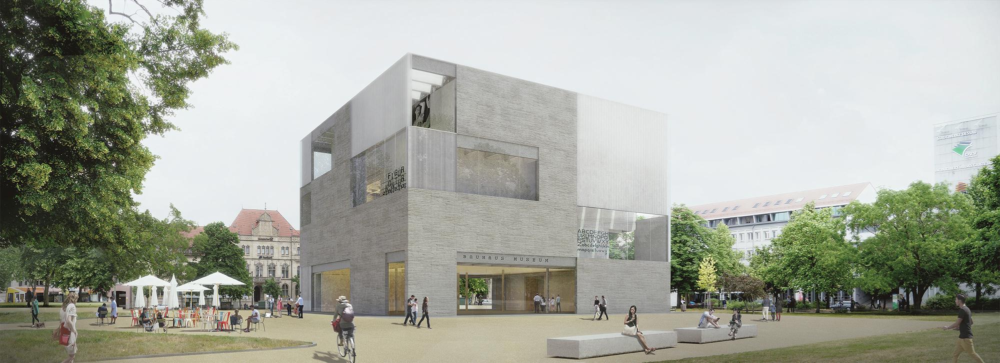 Gallery of foundation bauhaus dessau announces winners of - Bauhaus architektur merkmale ...