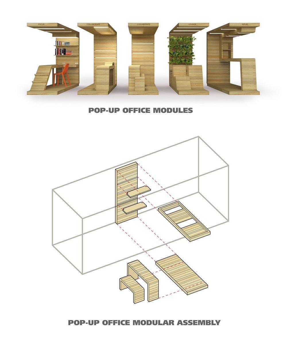 Hexagon House Design