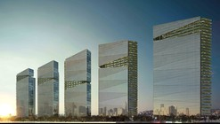 Trump Towers Proposal / Aflalo & Gasperini Arquitetos