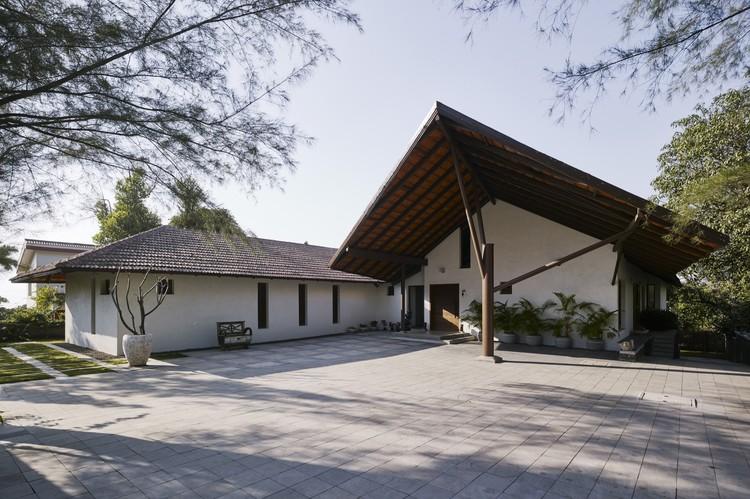 Casa en Khandala / Opolis architects, © Ariel Huber