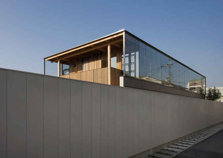 Residencia Us  / Tadashi Suga Architects, Cortesía de Tadashi Suga Architects
