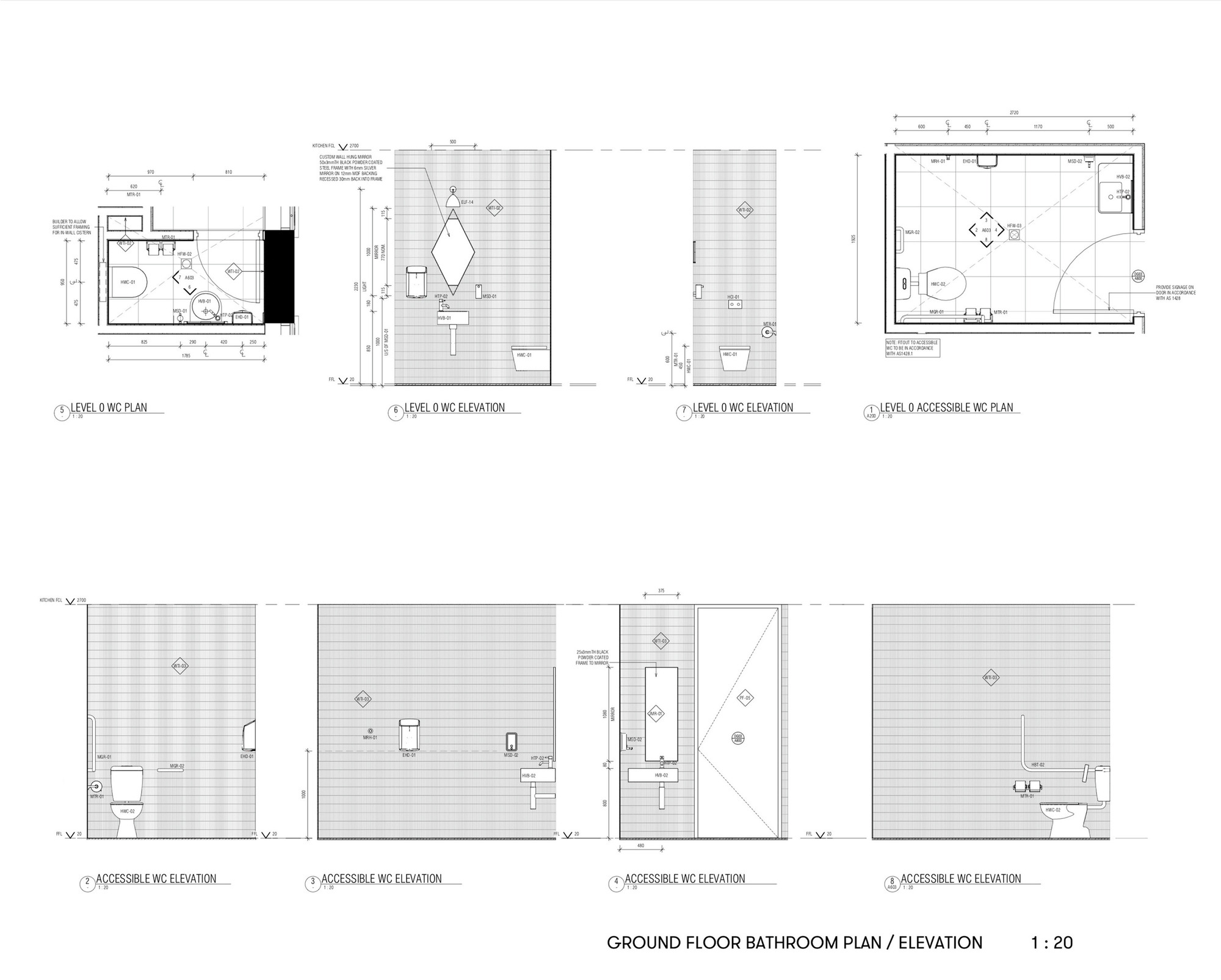 Gallery Of Lee Ho Fook Duckboard Place Techne Architecture
