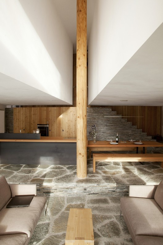 Restoration of a Farm in the French Alps / Pierre-Doucerain + Adrien Felix-Faure, Courtesy of Pierre-Doucerain