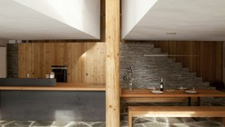 Restoration of a Farm in the French Alps / Pierre-Doucerain + Adrien Felix-Faure
