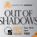 LECTURE: OUT OF SHADOWS: DARKNESS IN A NEW LIGHT