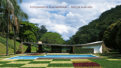Oscar Niemeyer - Casas / Alan Hess e Alan Weintraub