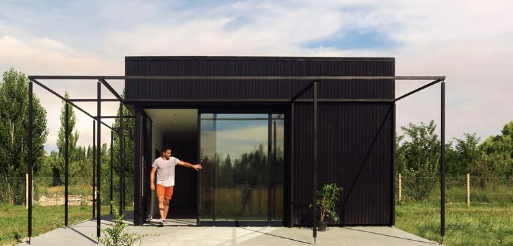 Casa PRO.CRE.AR 01 / FRAM arquitectos, © Bruno Tarenzi