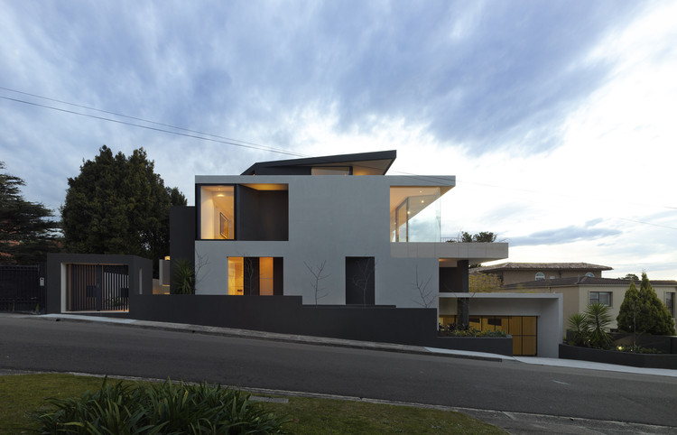 Casa en Captain Piper's Road / Kieran McInerney Architect, © Peter Bennetts