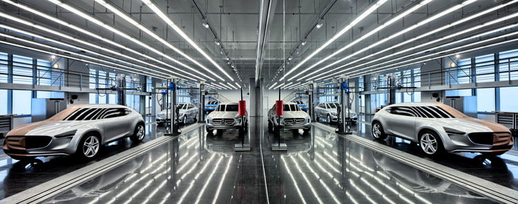 Mercedes-Benz Advanced Design Center of China / anySCALE, Courtesy of Nathaniel Mcmahon