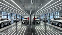 Mercedes-Benz Advanced Design Center of China / anySCALE