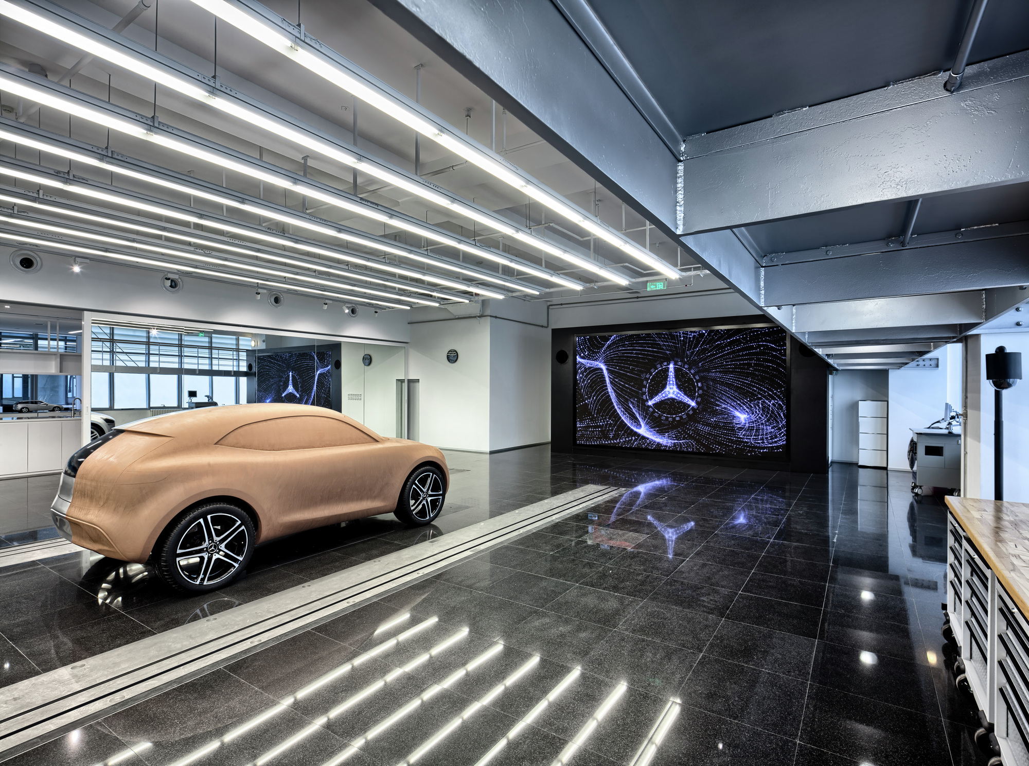 Gallery Of Mercedes Benz Advanced Design Center Of China