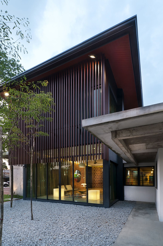 S14 House / archicentre, Courtesy of archicenter